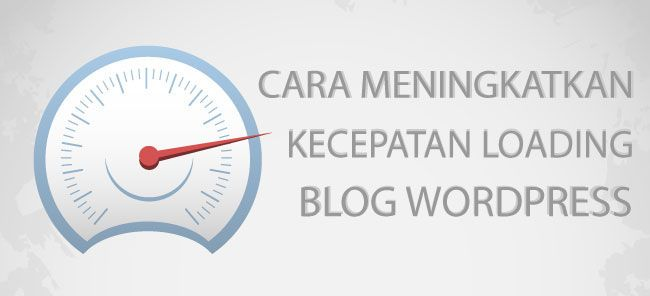 cara mempercepat website wordpress